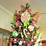 Multi-color Christmas Tree